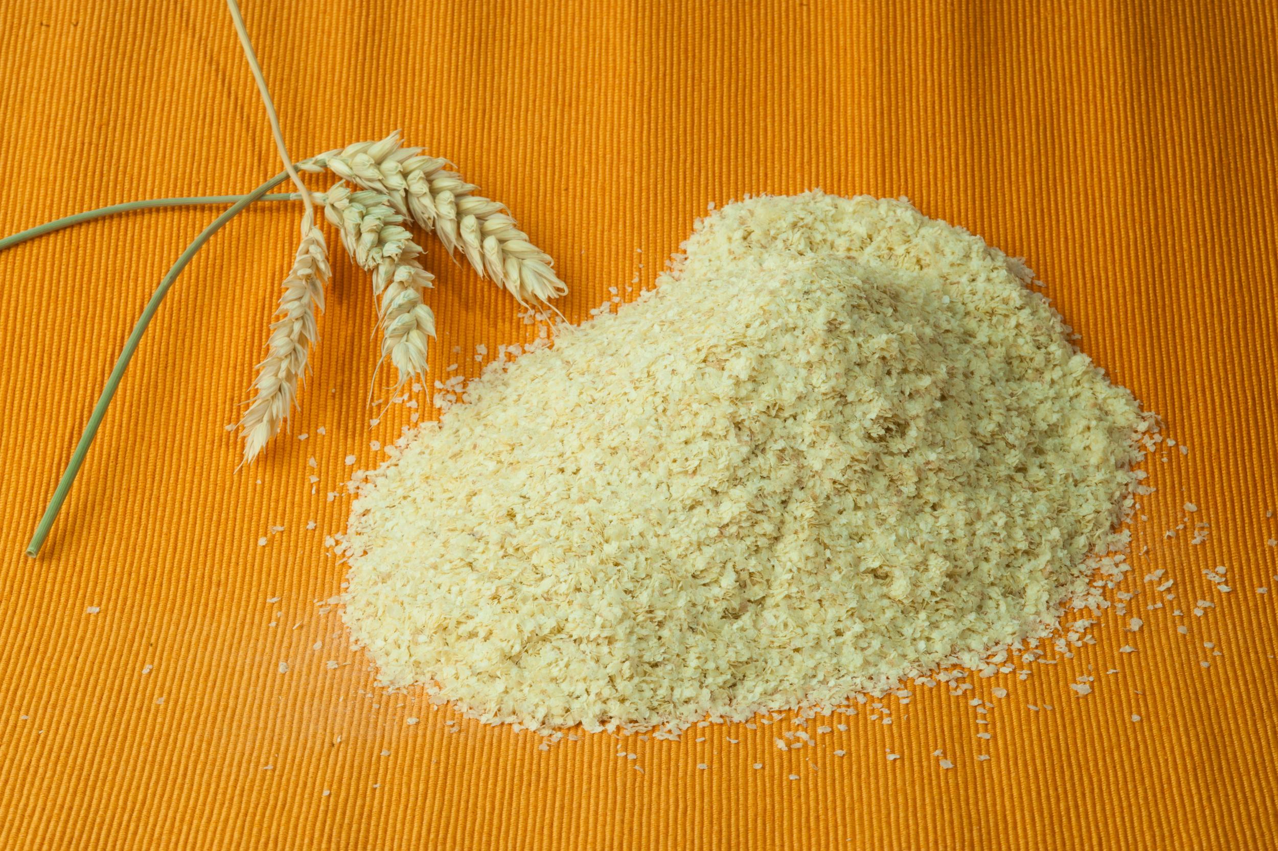 Germen de Trigo    Wheat Germ