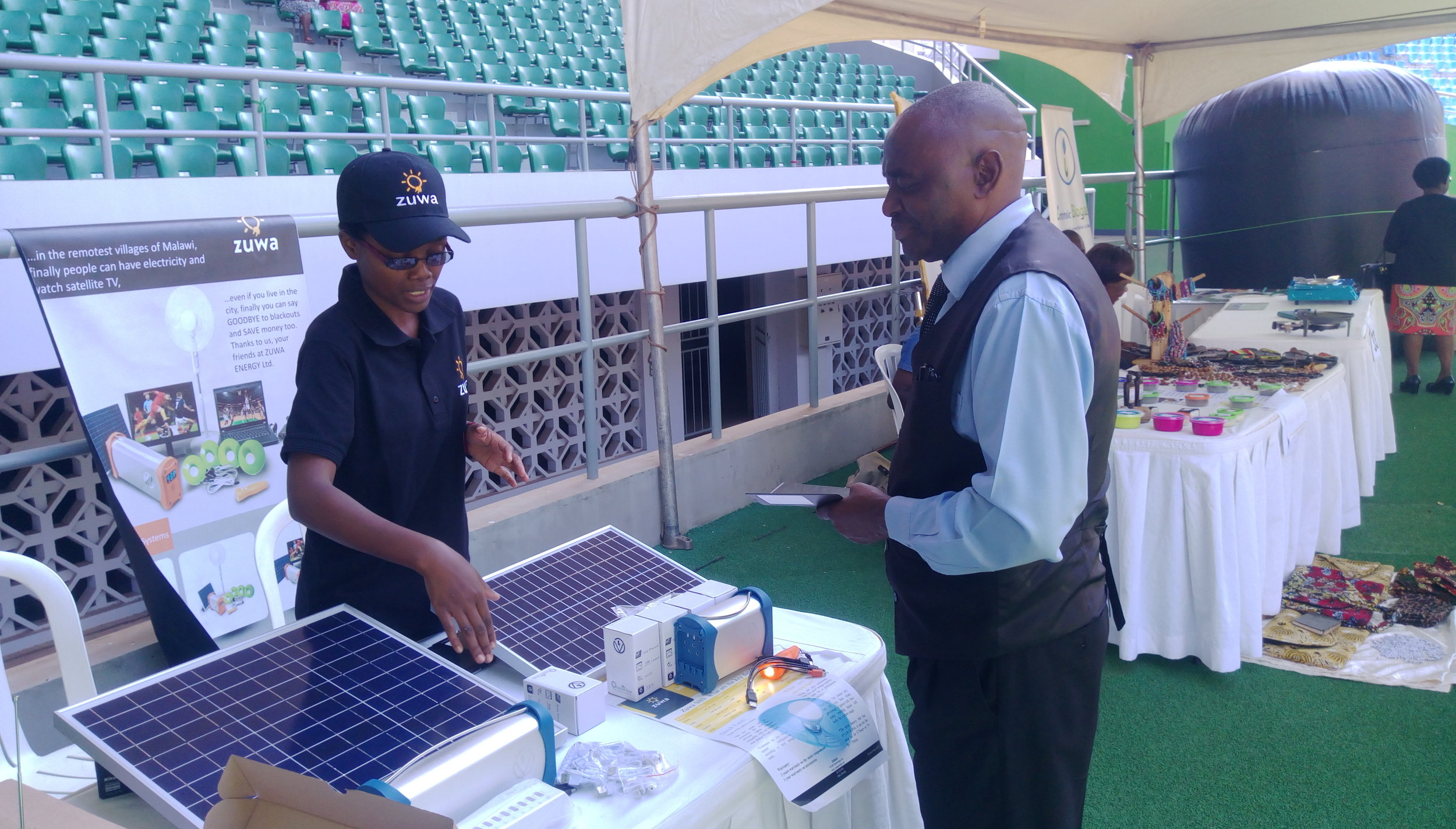 -       Our vision is to eradicate energy poverty and improve the lives of Malawians through access to clean, safe and affordable solar household systems by the year 2030.
