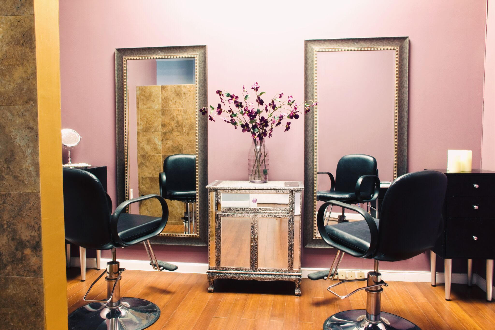 Private Styling Room