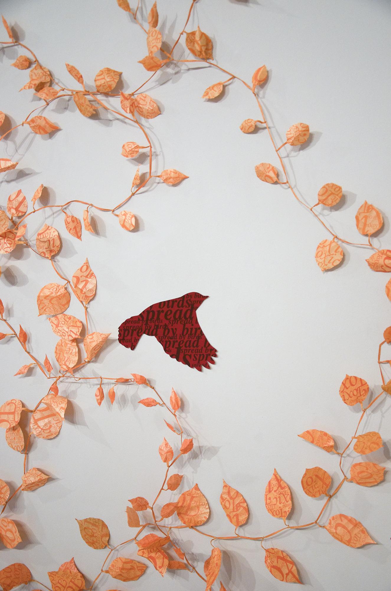 Spread By Birds
