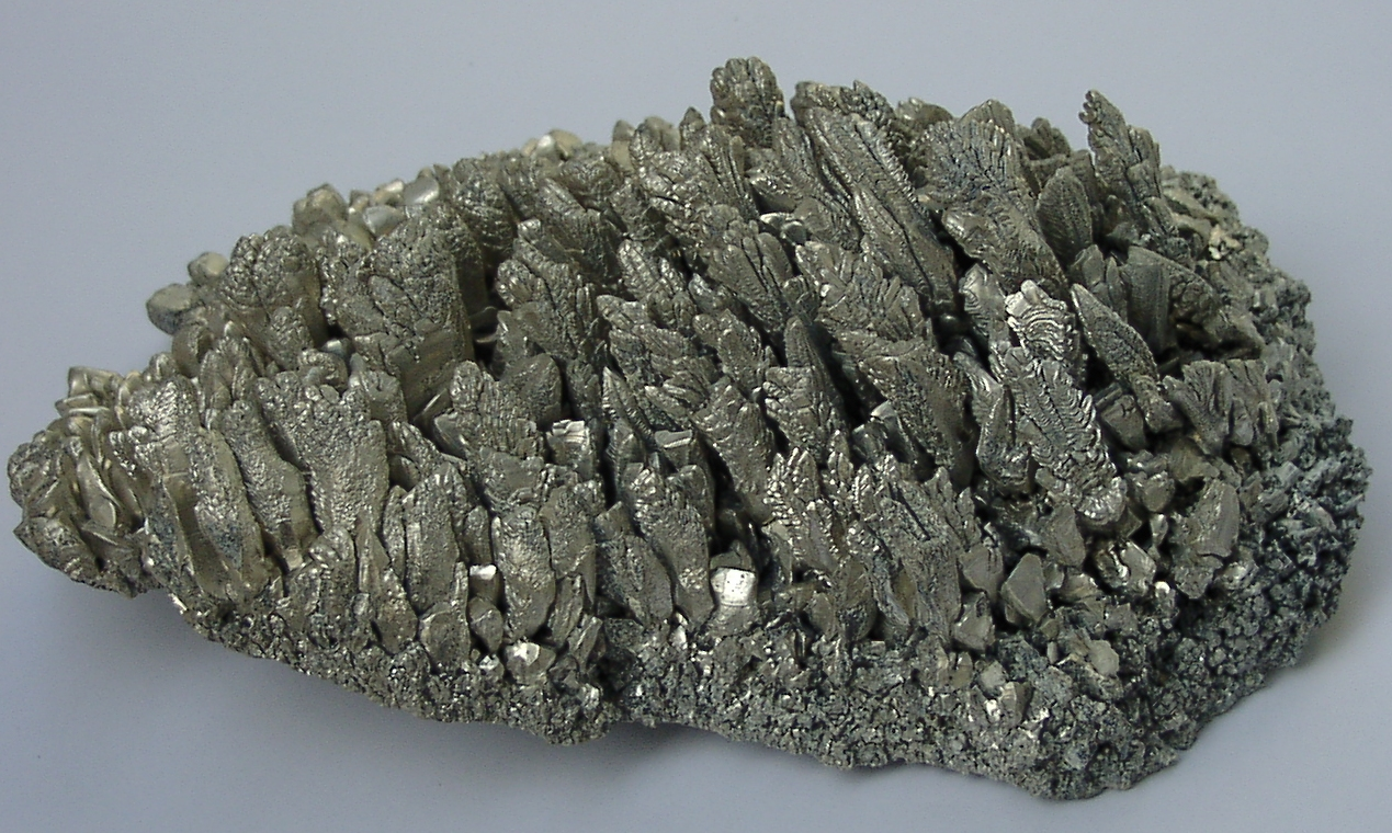 This alien looking lump of crystals is vital to life