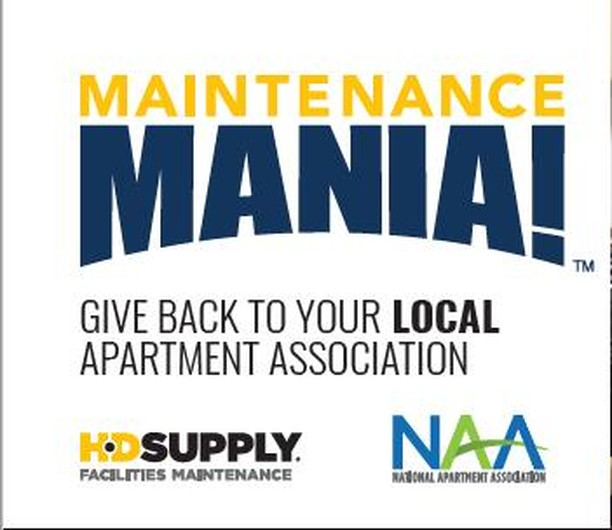 Time is running out to help support the 2019 Maintenance Mania Education Contribution Program. Use Source Code AVL for each order placed with HD Supply Facilities Maintenance between now and June 16th. #WeAreMAA #MaintenanceMania2019