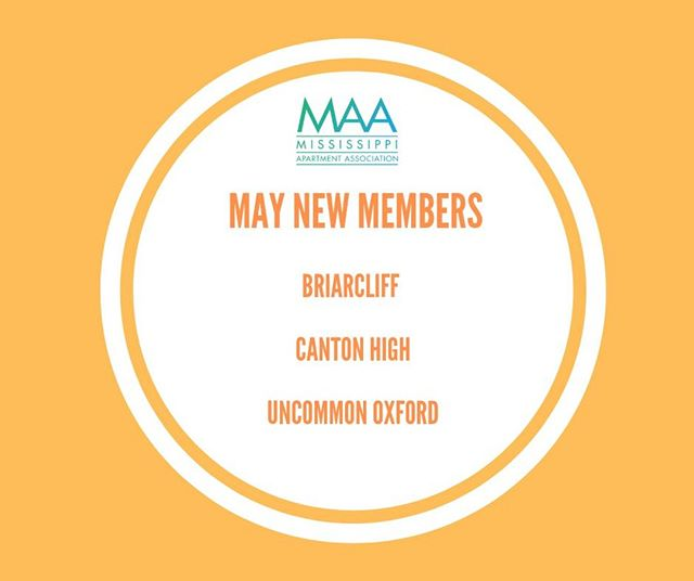 Welcome our newest members! #WeAreMAA #DoBusinessWithAMember #ComeGrowWithUs