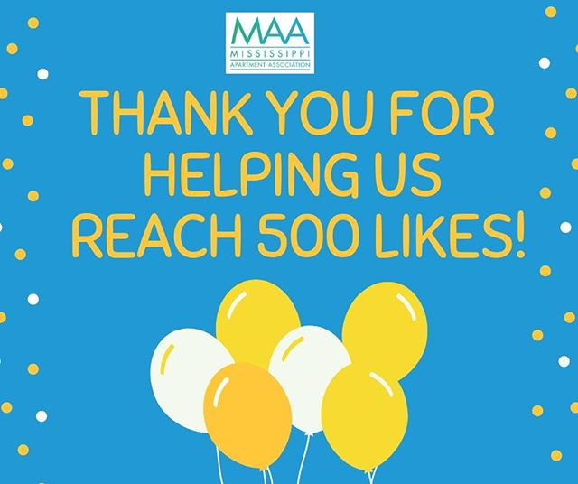 Thanks for following along with us on Facebook ! #WeAreMAA #StayConnected #LearnWithMAA #NetworkWithMAA