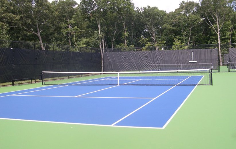 Stonington COMO to Break Ground on $300,000 Tennis Court Project