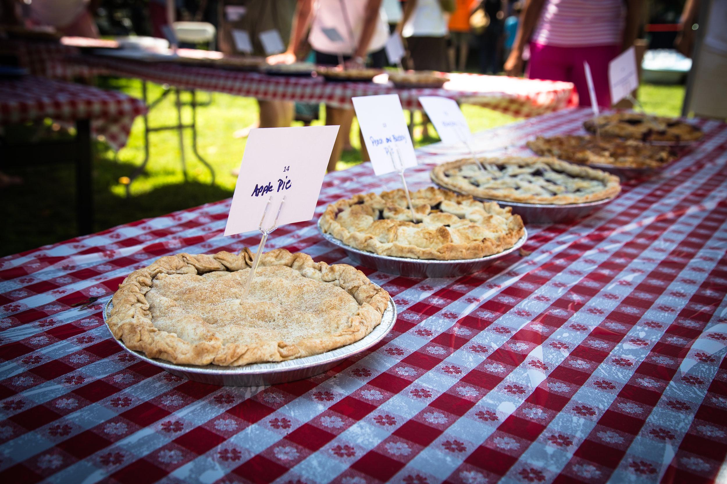 Stonington Village Fair Pie Bake-Off