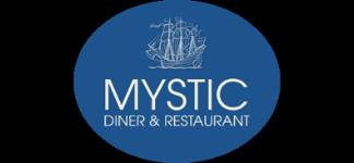 Mystic Diner Logo