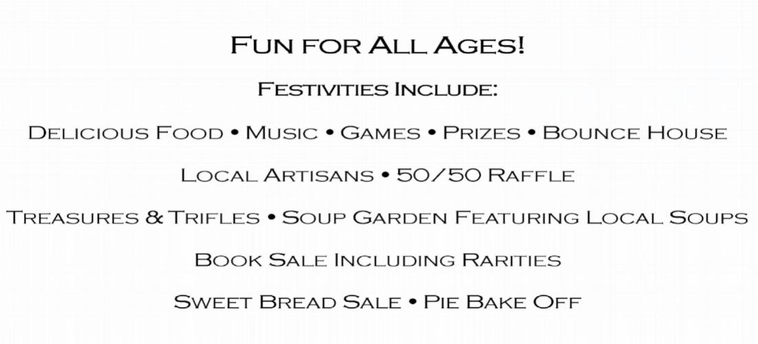Details of the Village Fair