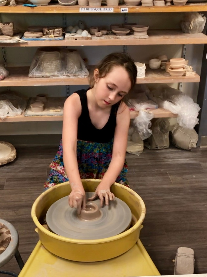 Fall Youth Pottery -
