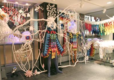 Institute of Empathy: Diorama  Installation 2011
