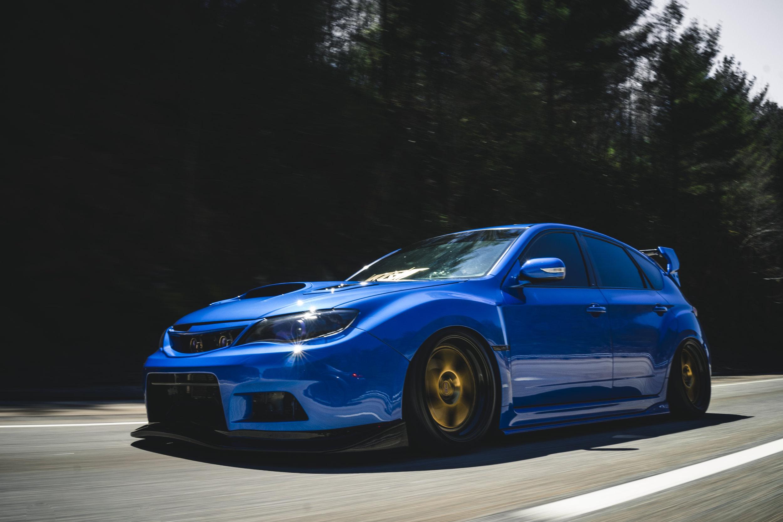 Nate Maloney's 2014 Subaru WRX