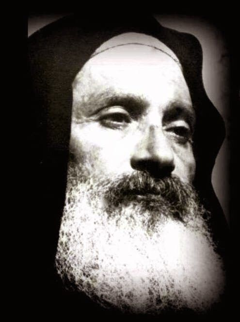 In the year 1948, Father Matthew sold all he owned and began a monastic life. He began his journey as a monk at St. Samuel Monastery in Upper Egypt. From there, Father Matthew was placed in many monasteries until 1969 when he was moved to St. Macarius Monastery. Upon arrival, St. Macarius Monastery was in ruins. The Monks, including Father Matthew, restored the monastery. During his lifetime, Father Matthew wrote many books that cover all aspects of religious life. He stayed at St. Macarius Monastery until his departure to the Lord in 2006.