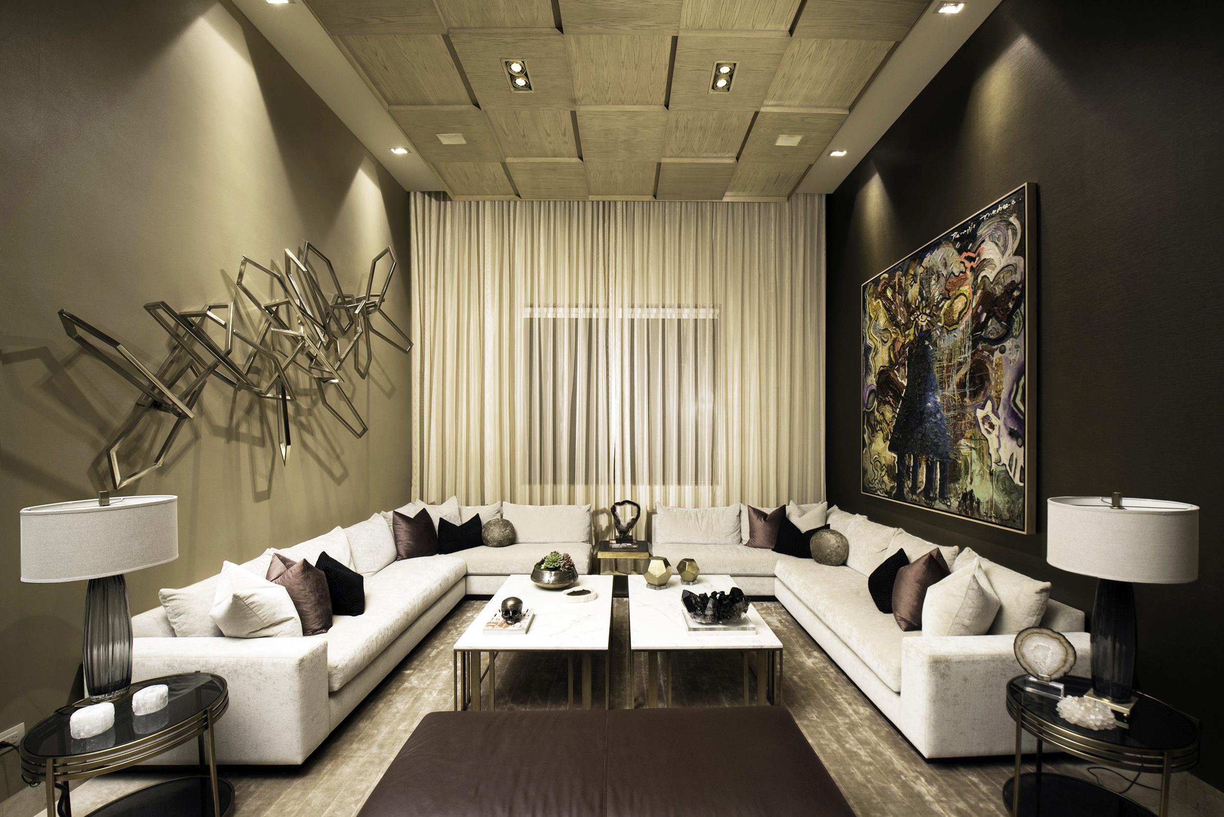 VOA Arquitectos- Casa Alanza sala 1