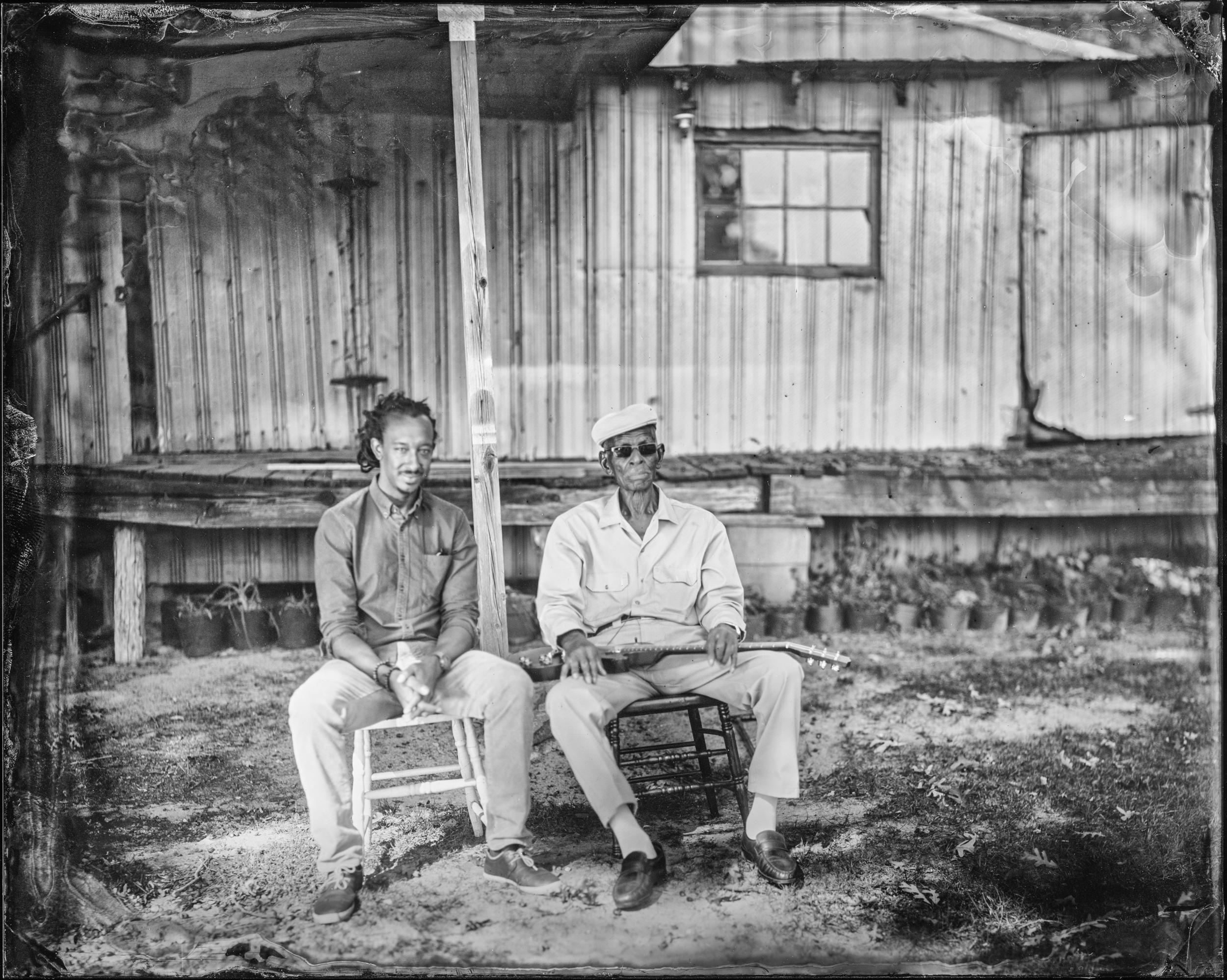 Gerald Clayton & John Dee Holeman 1 by Tim Duffy.jpg