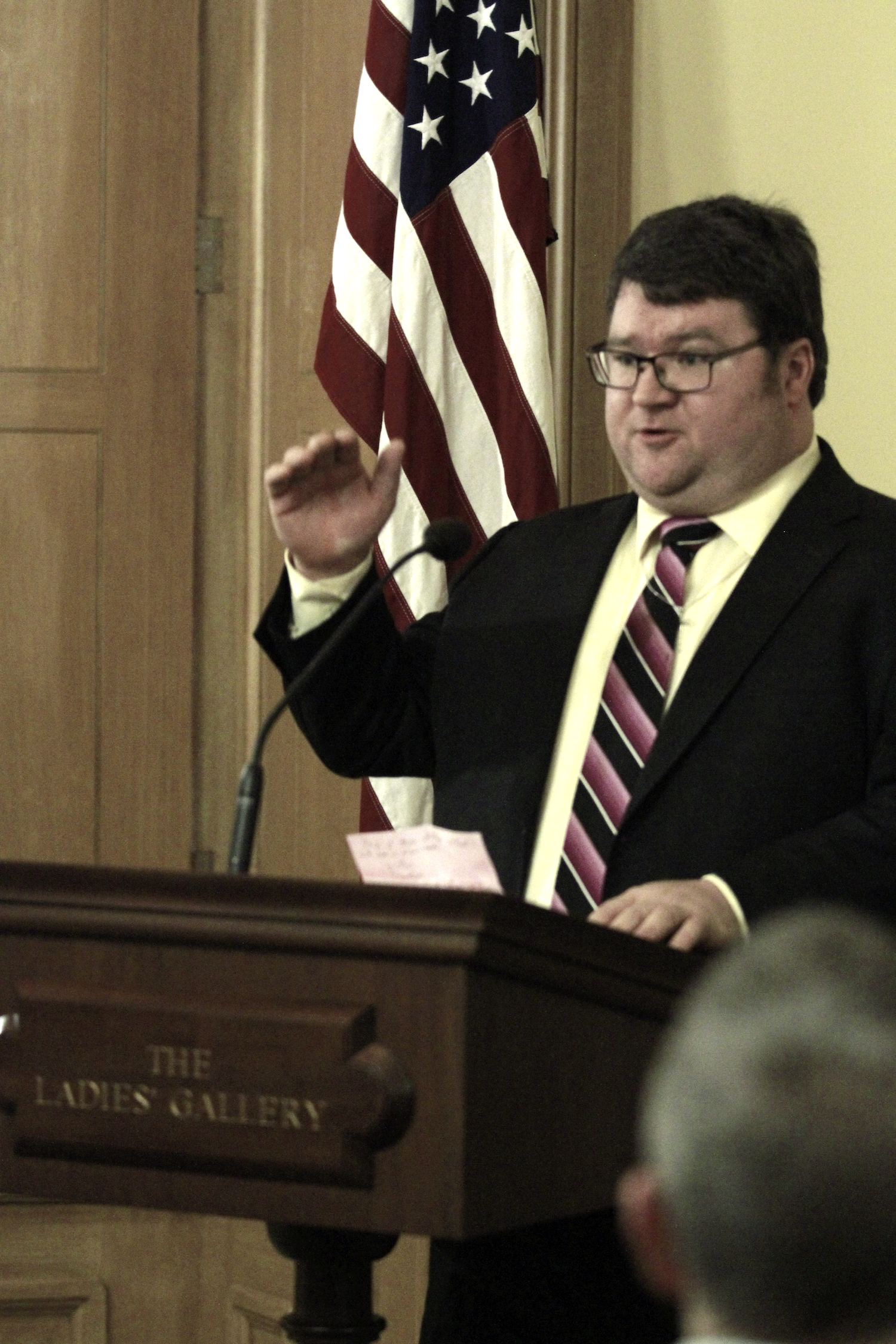 Nick Bates, Director of Hunger Network in Ohio