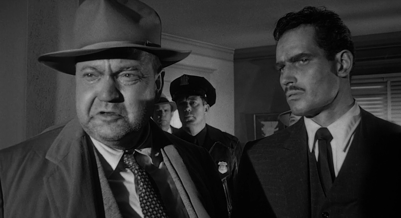 TOUCH OF EVIL: Discussing Racism