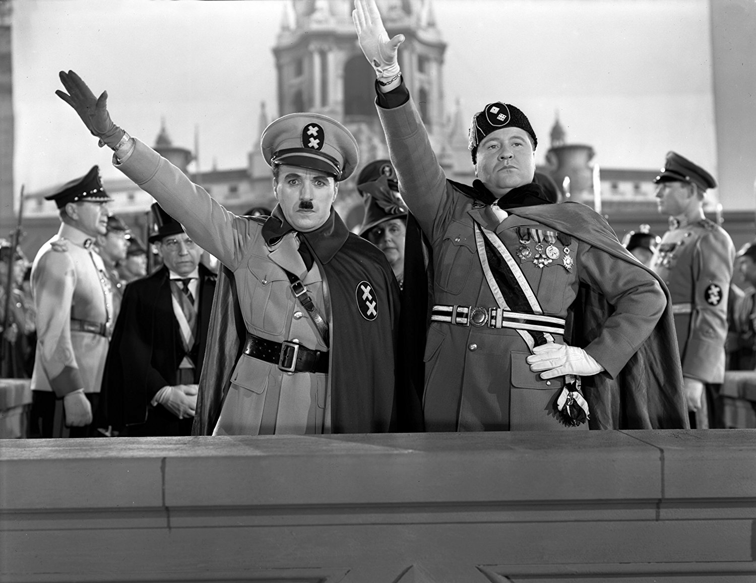 THE GREAT DICTATOR: Comedy As Protest