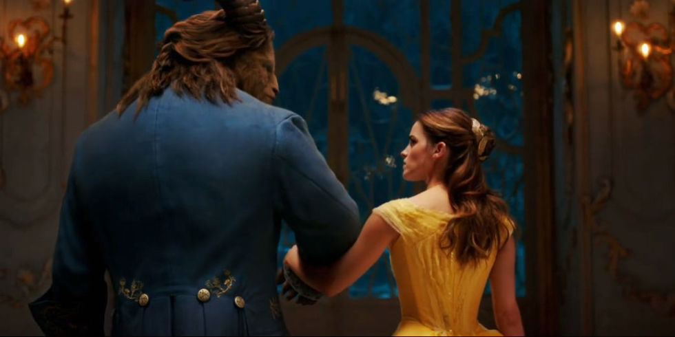 Beauty And The Beast Related Review Beauty And The Beast 2017