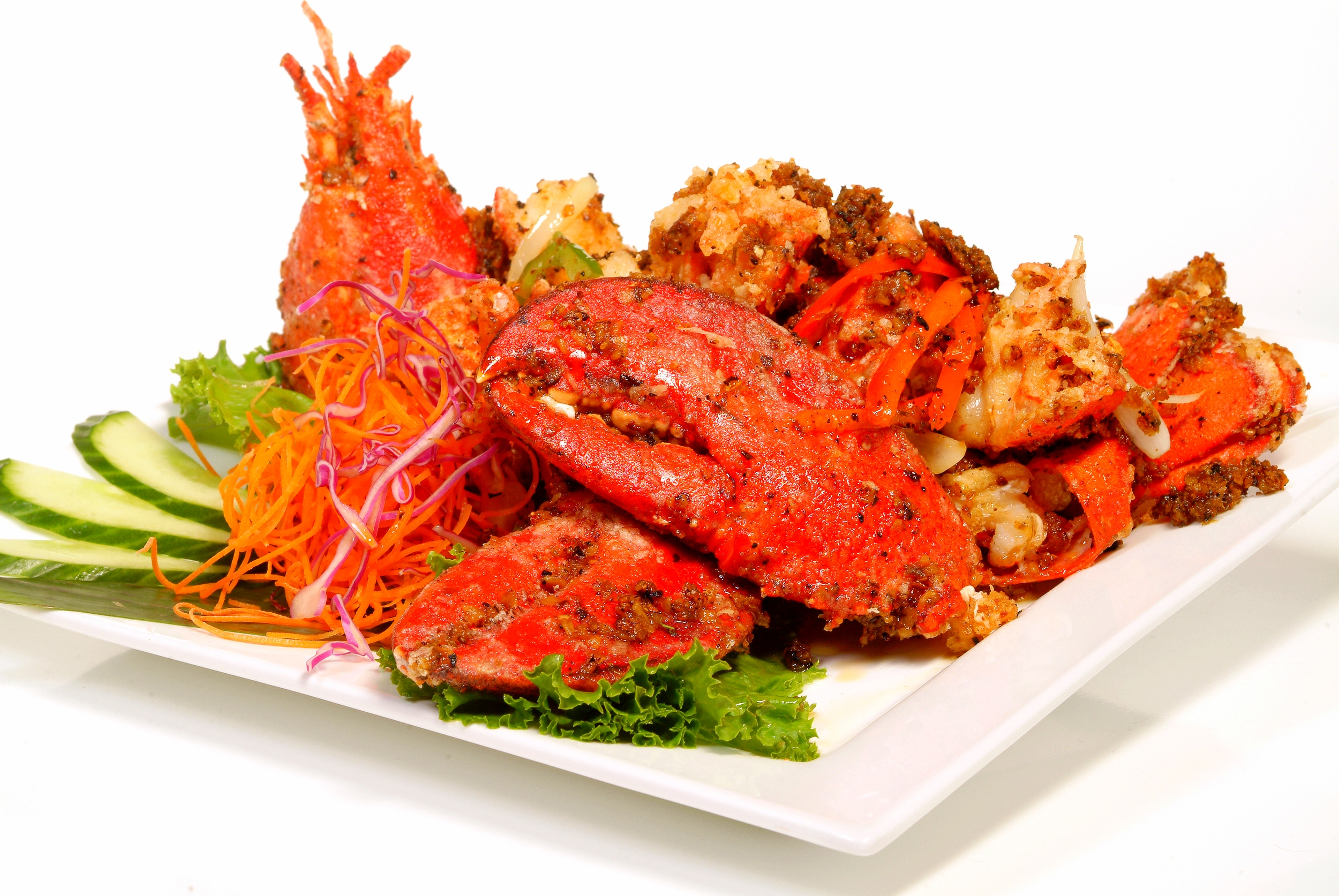 Black Pepper Lobster