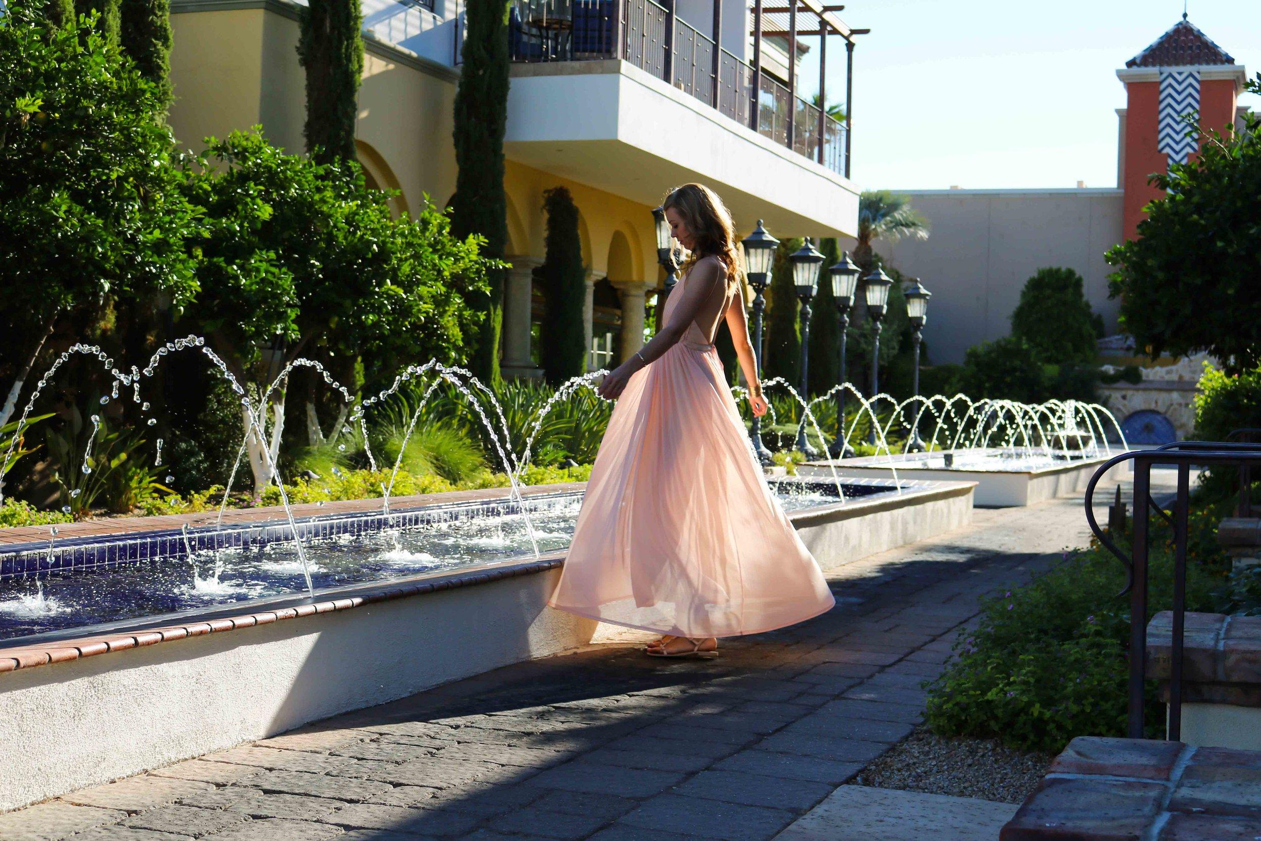 ASOS-Pink-Maxi-Dress