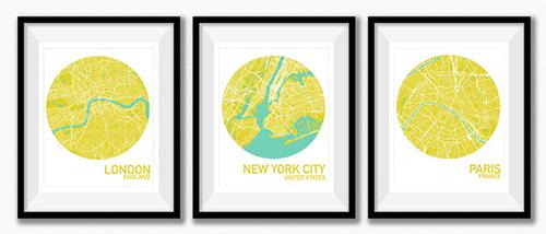 london-paris-new-york-maps-art-prints-in-a-frame