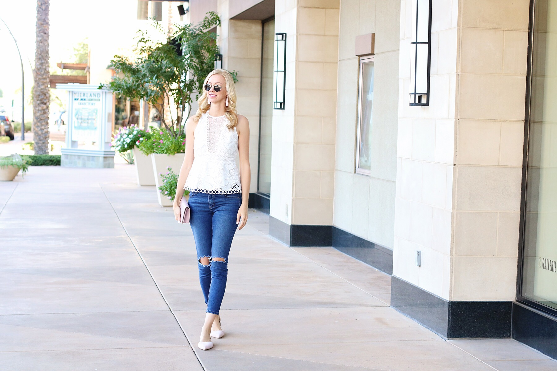 pink-suede-slingback-flats-rippd-jeans-white-lace-top.jpg