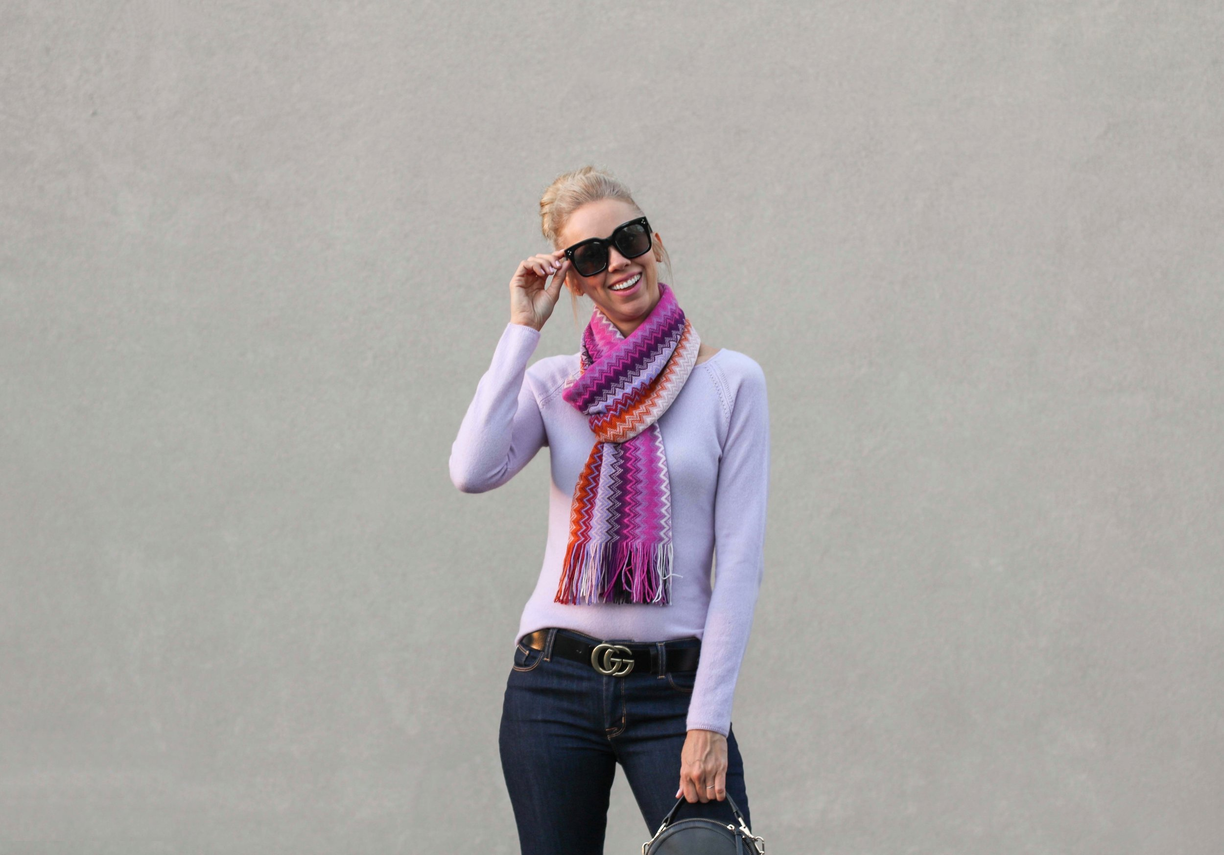 missoni-chevron-scarf-purple-cashmere-sweater-celine-sunglasses-street-style-fashion.jpg