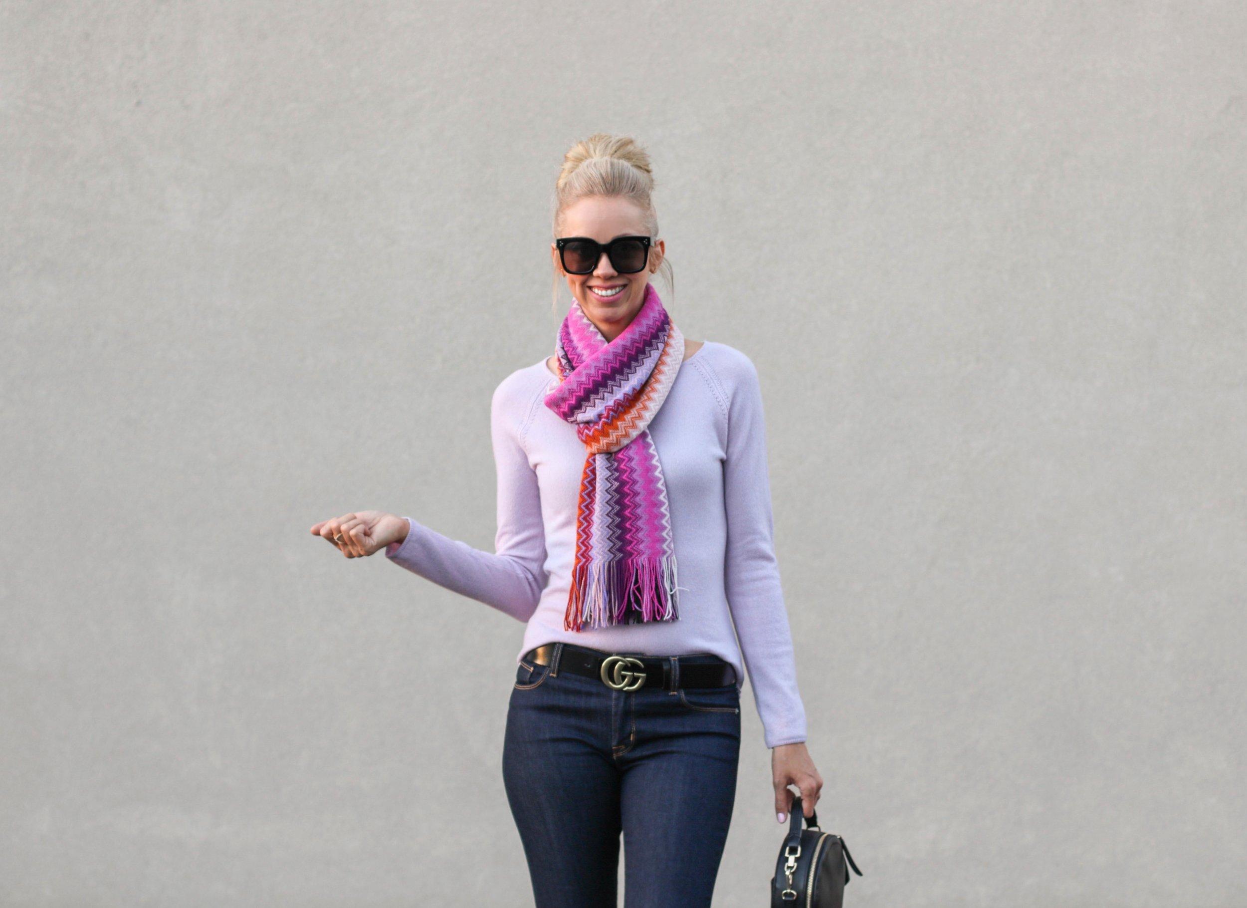 missoni-chevron-scarf-purple-cashmere-sweater-gucci-belt-street-style.jpg