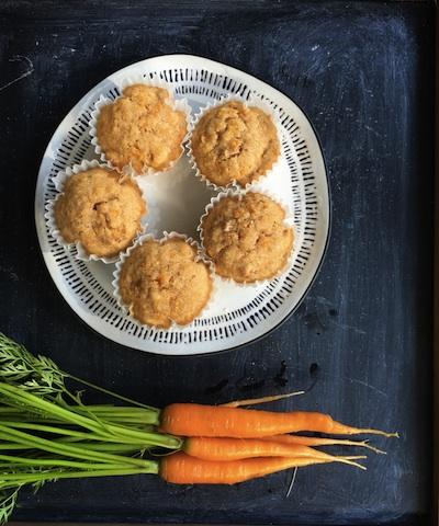 Dessert plus veggies = perfection
