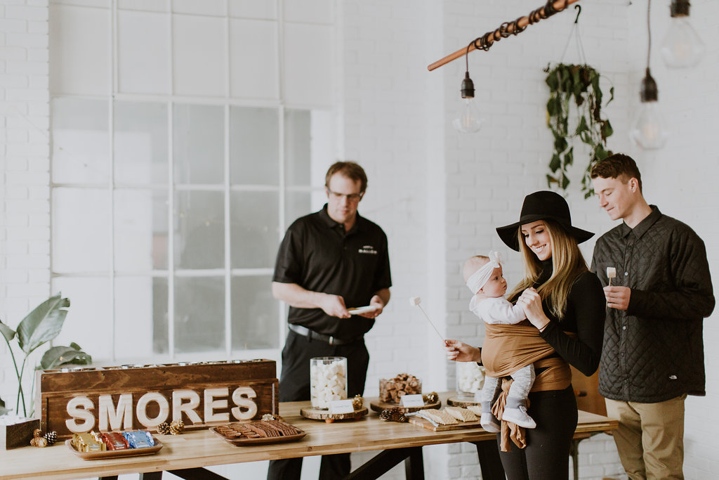 Smore Bar - Twin Cities Wedding & Corporate Events