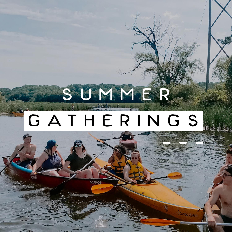 Canoeing - June 9 @ 3pBayCreek Paddling CenterLed by Max