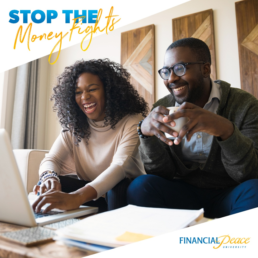 Find Financial Peace - Learn More >