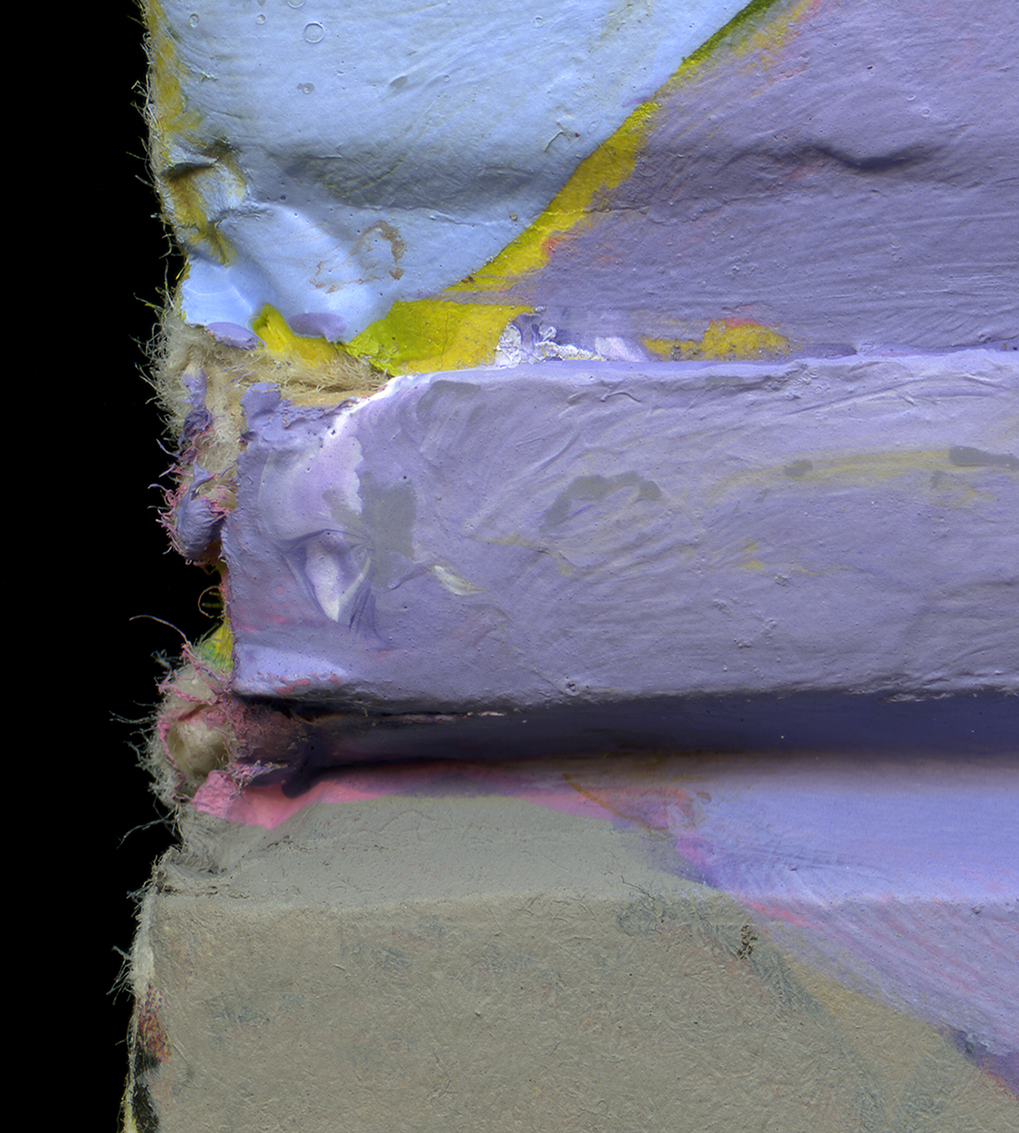 (Detail) Lost At The Fair II,    archival digital C-type print an Hahnemuhle Pearl Rag in aluminium box.. 110x135x5cm, Augustine Carr, 2017