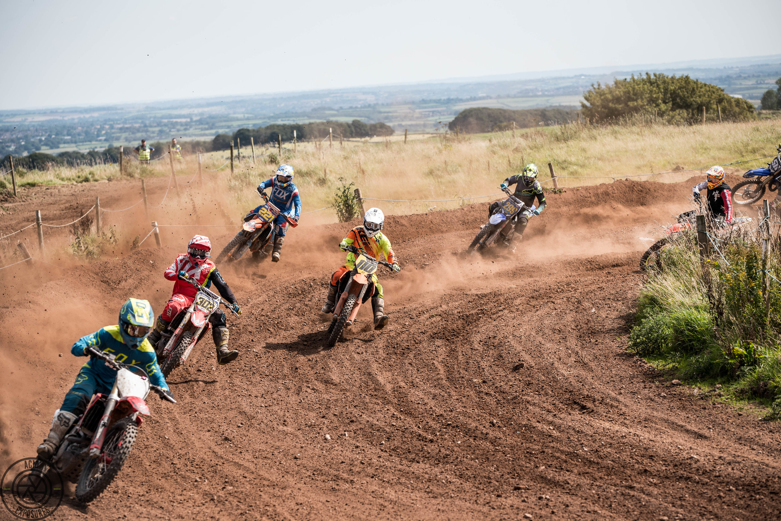 AMCA Burntwood race.