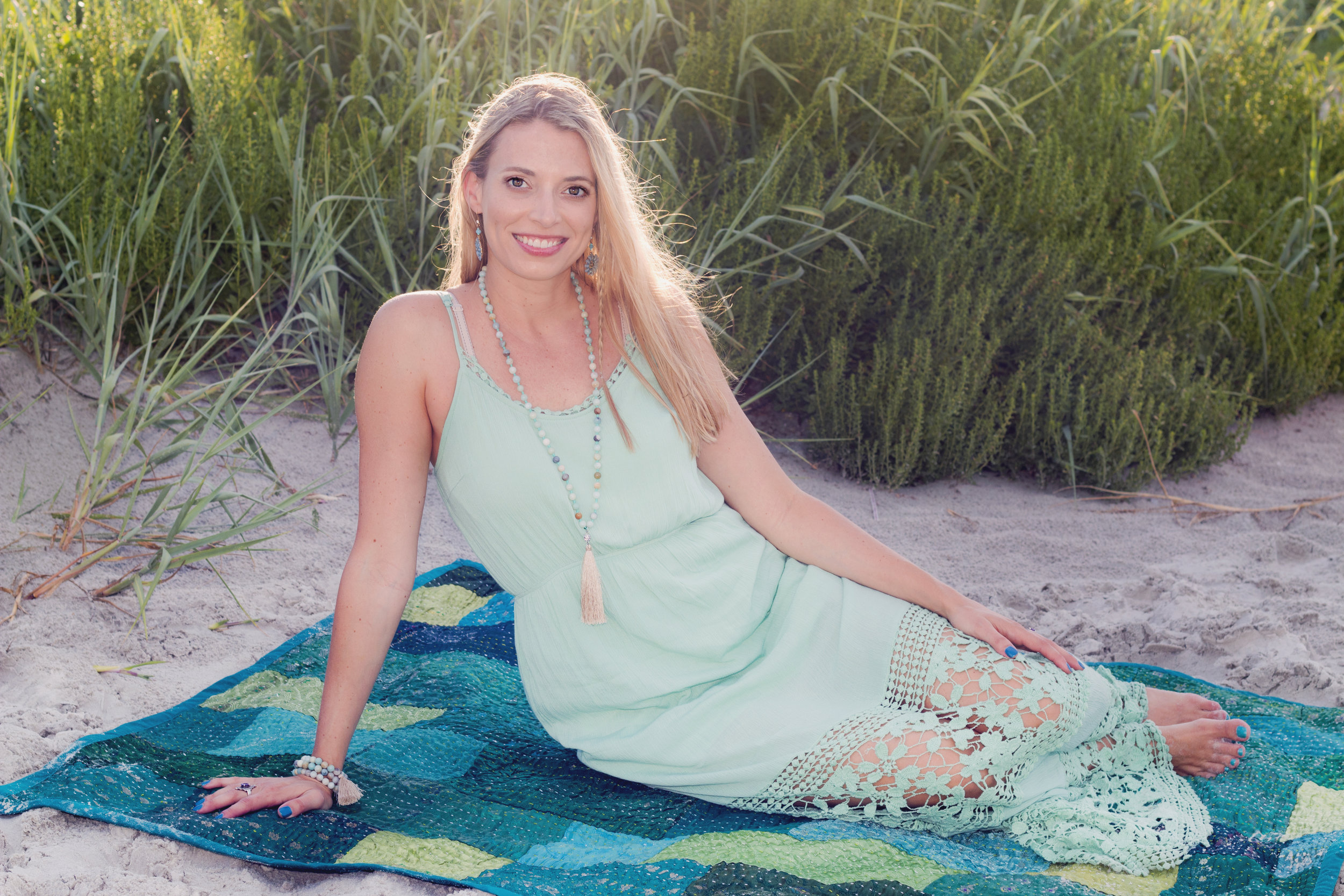 HI, I'M DENA BLEVINS - I was once where you are, feeling lost and unsure on my spiritual journey. Today, I'm a successful spiritual awakening and divine purpose coach who helps rising lightworkers like you gain clarity so they can pave pathways into fulfilling lives and businesses they love.