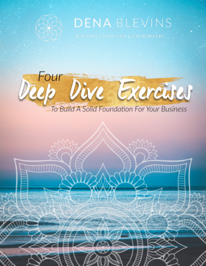 This E-book is essential for lightworkers just getting started with building their spiritual business. These 4 core exercises are the basis for which you will build your entire business upon.  This guide will walk you through each exercise step-by-step, explaining the importance of each one, offering tips, guidance and examples all along the way.  ✔️  Creating Your Ideal Client.   ✔️  What's Your Story?   ✔️  What's Your Why?   ✔️  What Transformation Will You Provide?   Not a clue? Don't worry, this guide's got you covered! 😃
