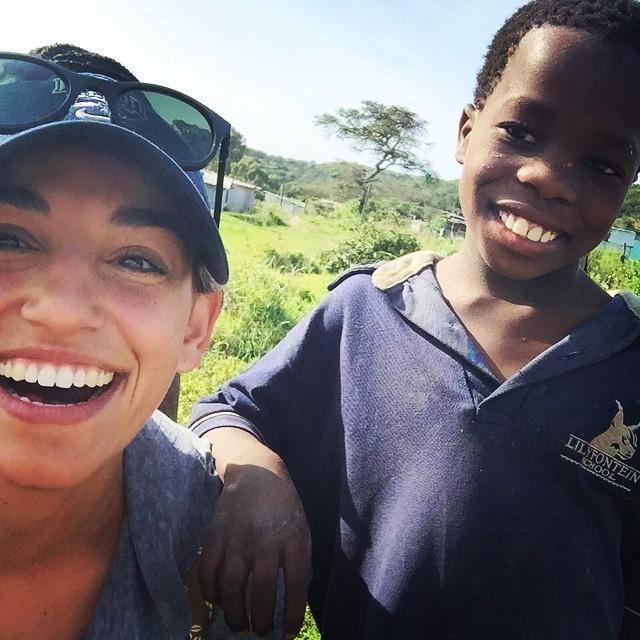 Volunteering in Cinsta East, South Africa