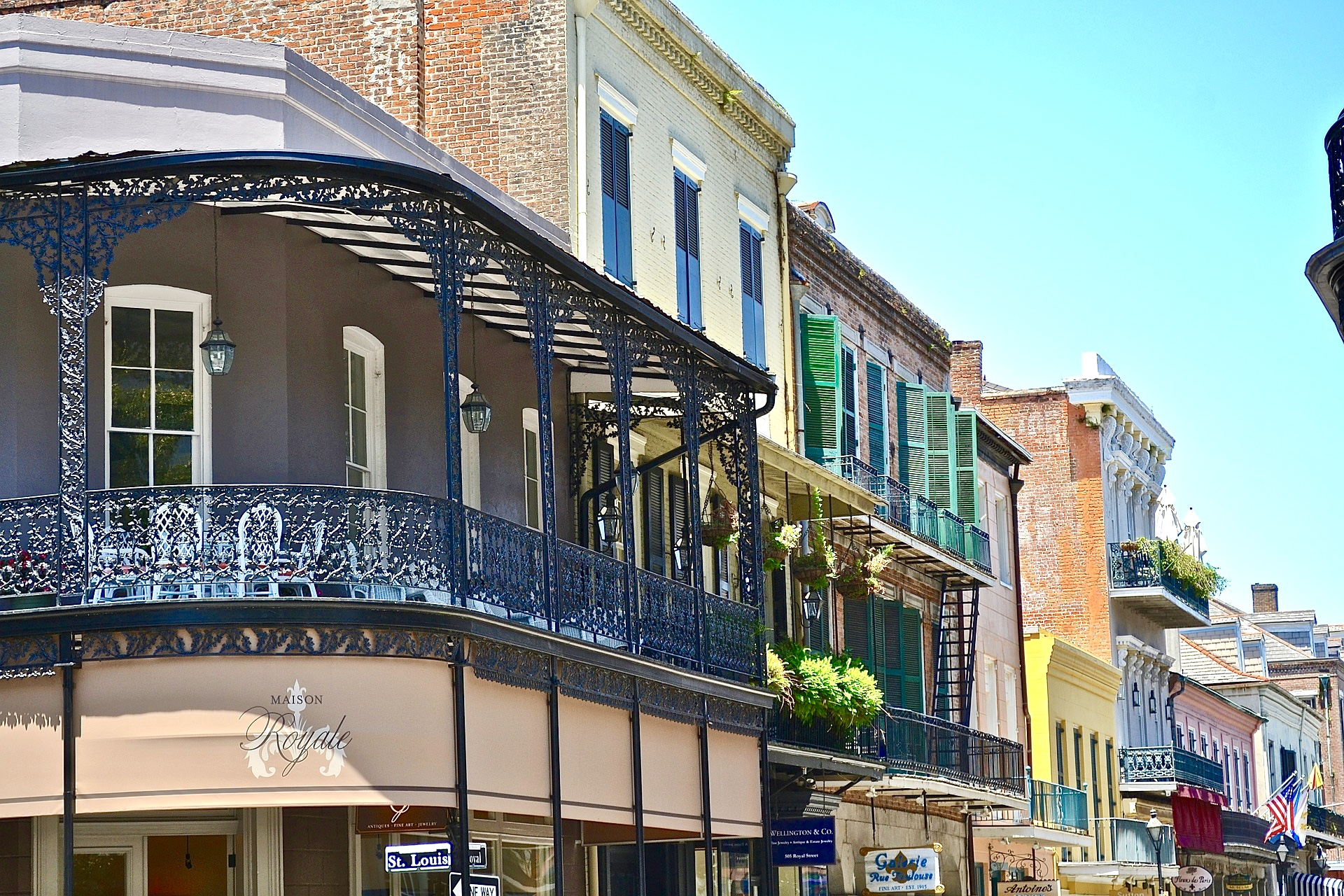 New Orleans - .