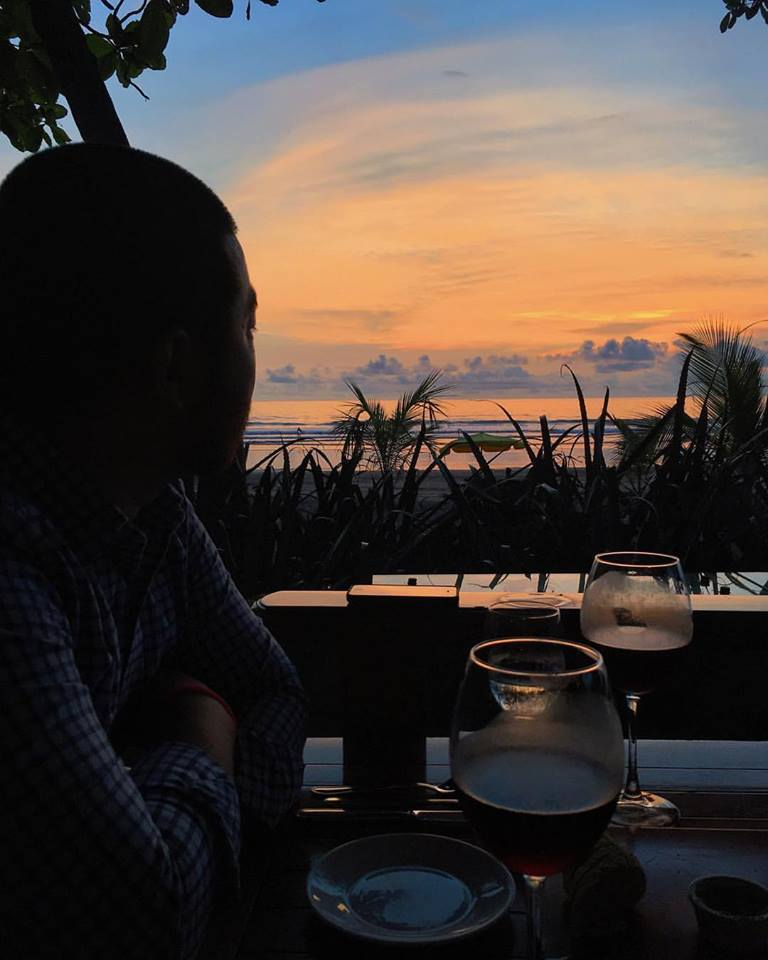 Dinner at El Hicaco Restaurant