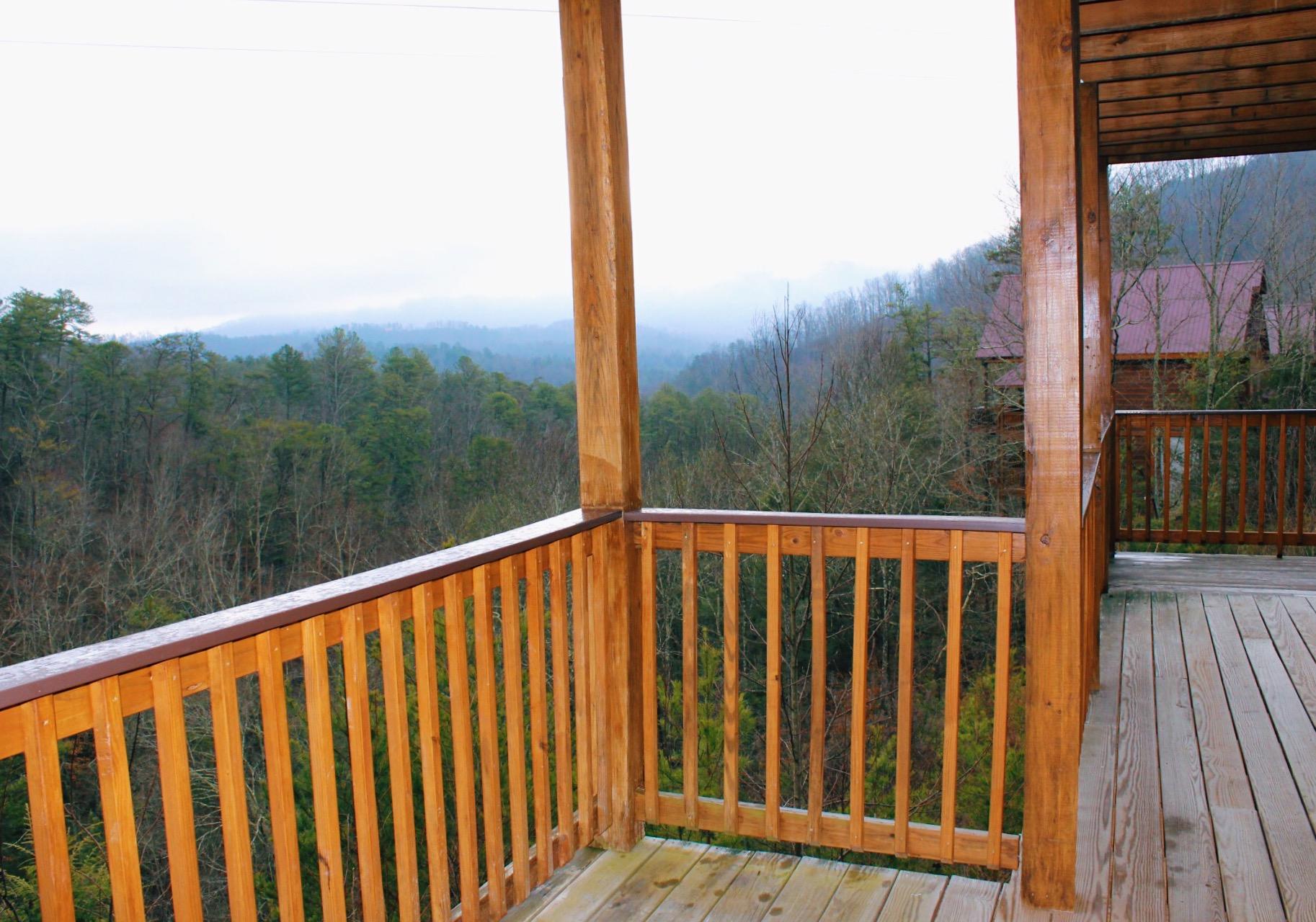 Parkside Resort cabin