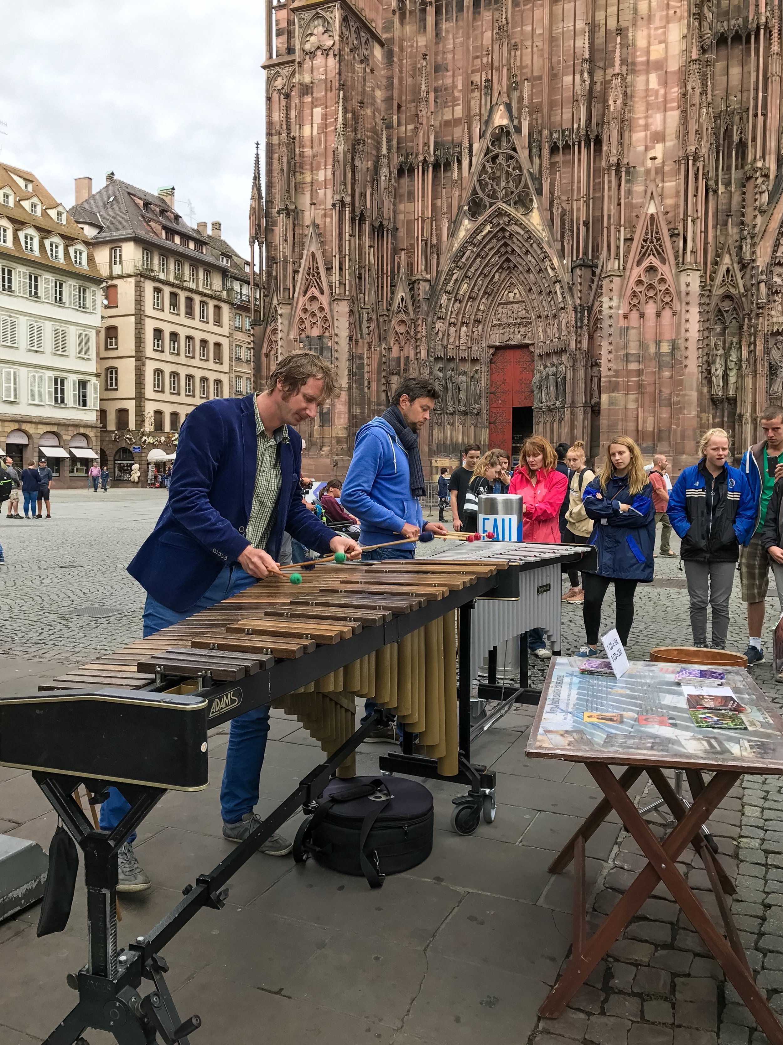 The most amazing street musicians