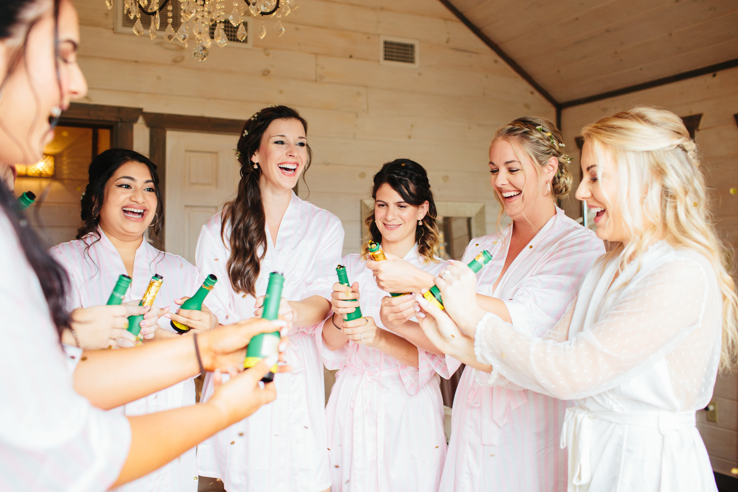 All About My Bridesmaids