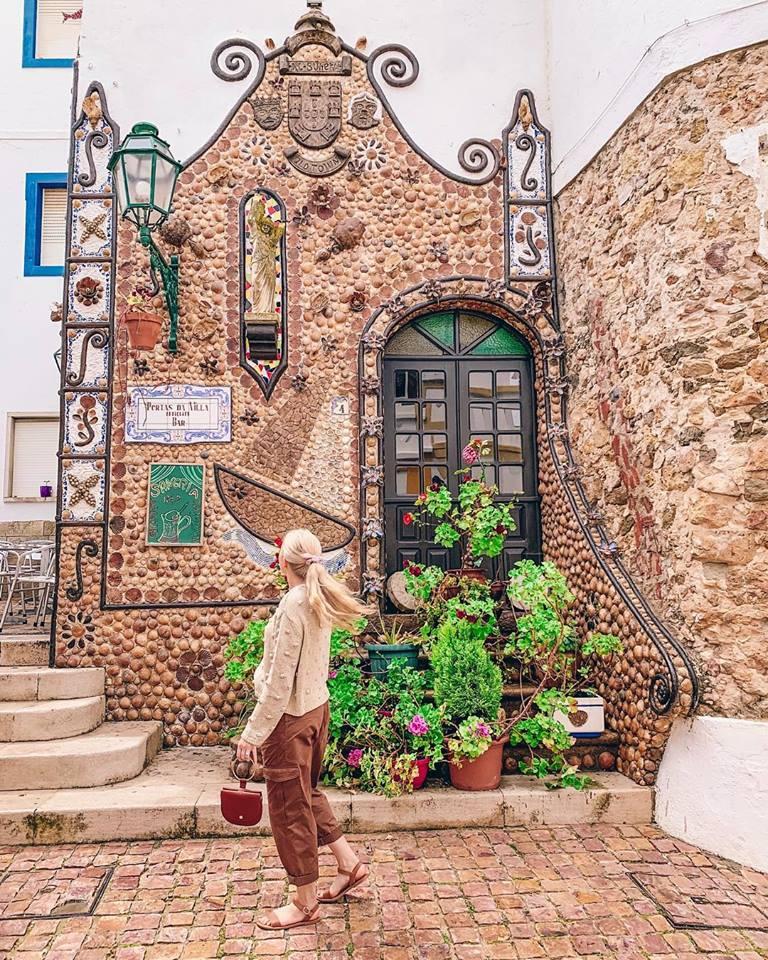 Exploring Albufeira Old Town