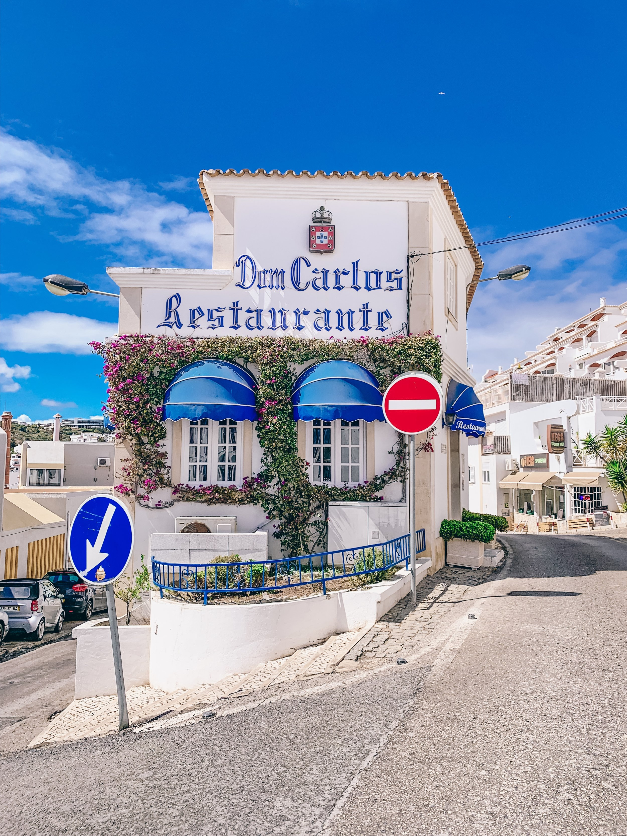 Dom Carlos, one of the best restaurants in Albufeira