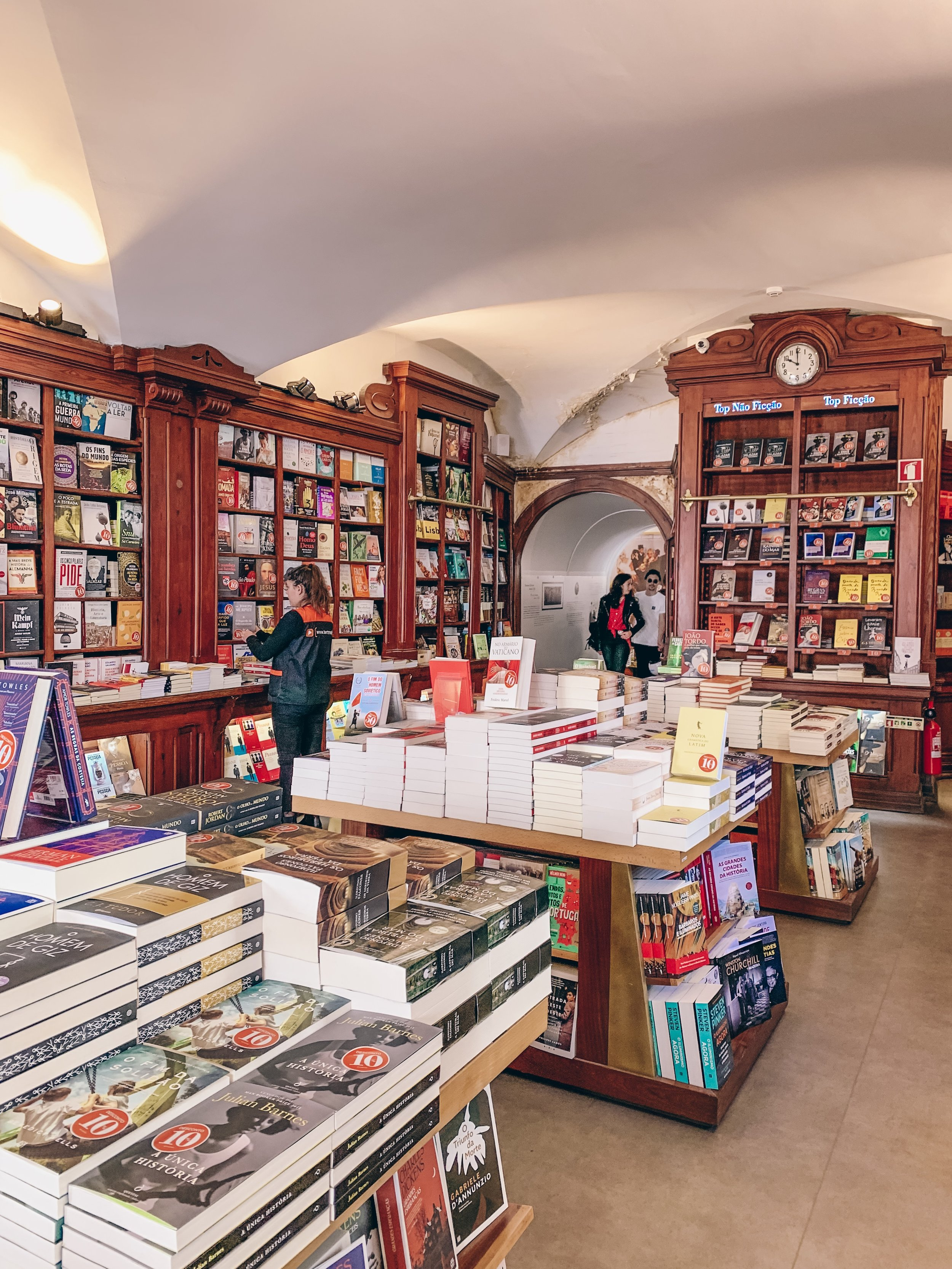 Bertrand, the oldest bookstore in the world