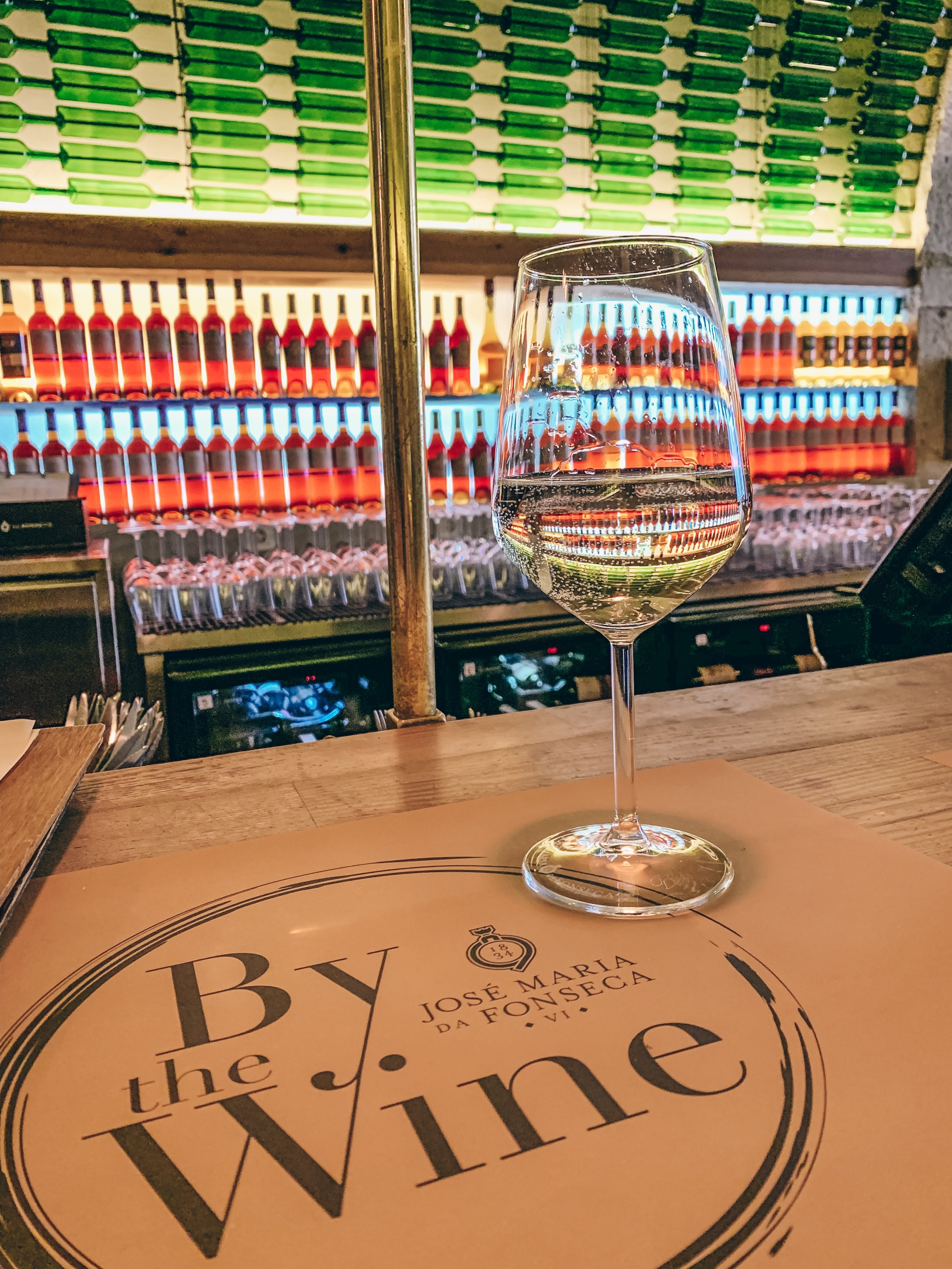 By The Wine, a beautiful wine bar