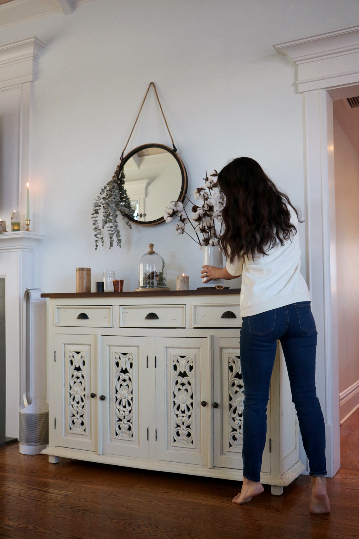 why and how we are resetting our home for the new year | root + dwell
