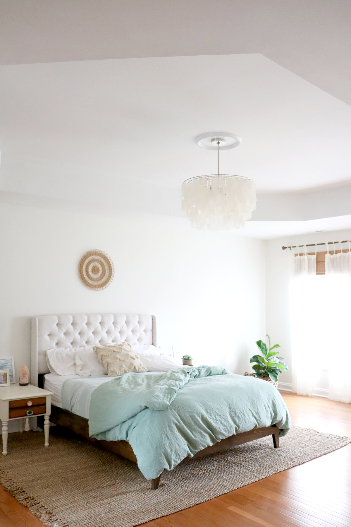 master bedroom refresh reveal   root + dwell