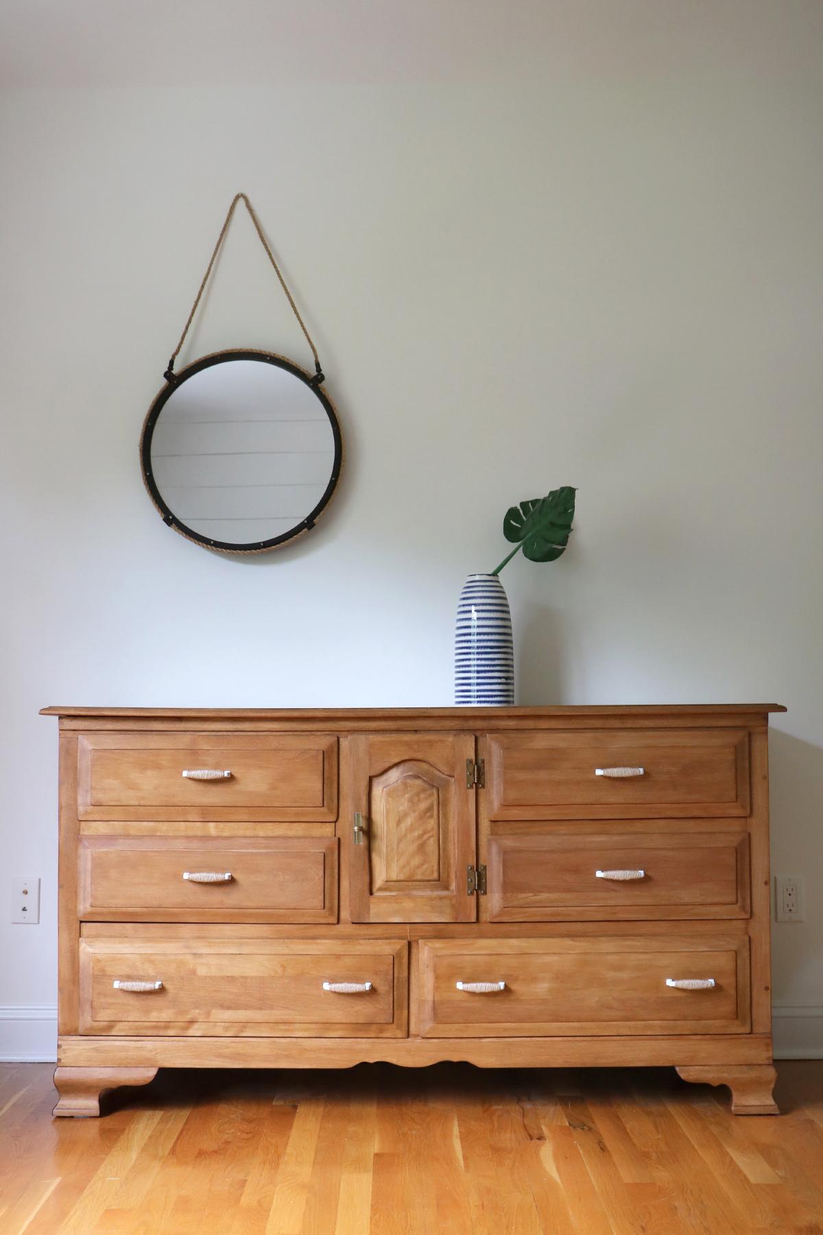 boy's bedroom dresser refresh | root + dwell