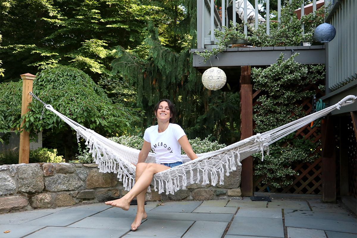 hammock hangout | root + dwell